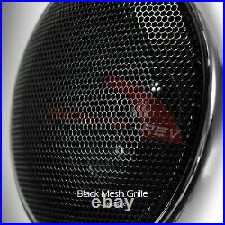 1200W Amp Motorcycle Waterproof Bluetooth Stereo 4 Speakers Audio System Harley