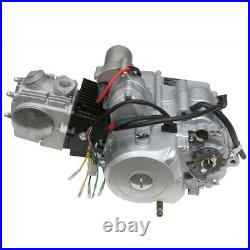 125CC Engine Motor Semi Auto Reverse ATV QUAD BUGGY GO KART 4 WHEELERS COOLSTER