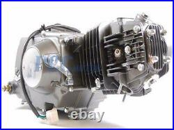 125cc Motor Engine Manual Kick Start Pit Dirt Bike V En17-basic