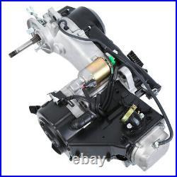 150CC GY6 743MM Scooter ATV Go Kart Moped Motor CVT 4 Stroke Complete Engine Set