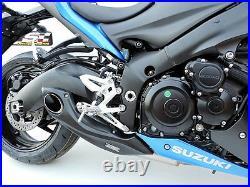2016-21 Suzuki GSX-S 1000 CS Racing Full Exhaust Muffler + Headers + dB Killer