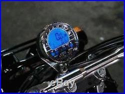 Acewell 2853 round speedometer