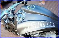 Airbox Cover Harley Custom VROD V Rod Muscle 07-UP