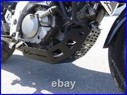 Aluminum SkidPlate V-strom DL650 04-11 Vstrom Mud Guard Fender Engine Guard
