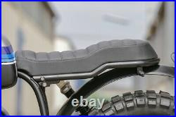 BMW R45 R65 R80 R100 Monolever Heckrahmen Stufe freitragend mit TÜV Gutachten