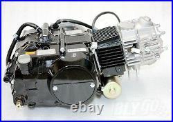 BT 125cc Kick Electric Start Semi-Auto 4 Gears Engine Motor PIT PRO Dirt Bike