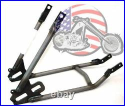 Bolt On Hardtail Rigid Frame Tail Section 1952-1978 Harley Sportster Ironhead XL