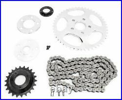 Chain Drive Transmission Sprocket Conversion Kit Harley Sportster 2000 2020 XL