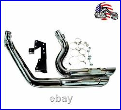 Chrome Staggered Shortshots Short Shots Exhaust Drag Pipes Harley Sportster XL