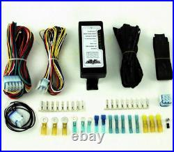 Complete Ultima LED Electronic Wire Wiring System Harness Kit Harley Evo Custom