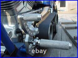 Custom Forward Controls CFL WCC Harley Forwards West Coast Choppers occ