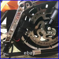 Dirty Air Harley Touring Bagger Rear Air Ride Shocks Suspension Kit Package 80+