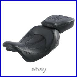 Driver Passenger Seat Fit For Harley CVO Touring Road Glide FLTR 2009-2021 2020