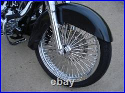 FRONT FENDER WithNO TRIM HOLES HARLEY HERITAGE SOFTAIL 1986 & UP REP # 59129-86