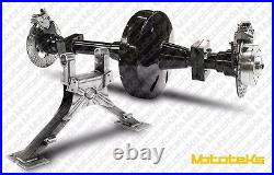 HARLEY TRIKE BODY KIT With AXLE & SWINGARM FOR HARLEY TOURING BAGGER 1984-2017 NEW