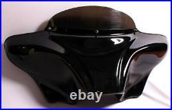 HONDA VTX BATWING FOR FAIRING WINDSHIELD C R S 1800 1300 BAGGER 6x9 SPKS HOLES