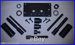 Harley Davidson 88, 96, 103 Twin Cam Inner Cam Bearing Installer & Puller Tools