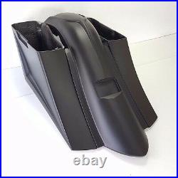 Harley Davidson Complete Bagger Kit saddlebags fender tank & side cover No Lids