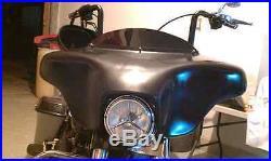 Harley Davidson Double Din Fairing Roadking Bagger 6x9 Road King Stereo Setup