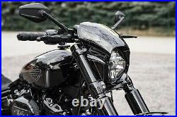 Harley-davidson Aggressor M8 Breakout Headlight Fairing 2018-2021 Fxbr Fxbrs