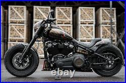 Harley-davidson Aggressor M8 Softail Radiator Cover / Chin Spoiler 2018-2021
