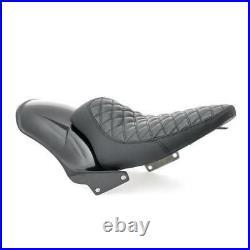 Harley-davidson Short Bobber Softail Rear Fender And Seat Kit 06-11 Fxst Flst