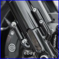 Harley-davidson V-rod Lower Fork Tube Covers Vrscdx Vrscf Vrod Vrsc