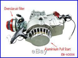 High Performance Engine Motor for 47cc 49cc mini ATV Scooter