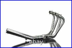 Honda CB750K CB750F CB750C CB900F Stainless 4-1 Exhaust Cafe Racer Muffler 79-82