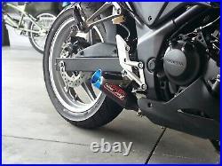 Honda CBR250R CBR 250R 2011 2012 2013 2014 Coffman Shorty Exhaust Muffler (NEW)