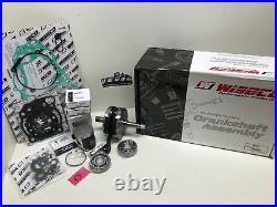 Honda Cr 250r Engine Rebuild Kit, Crankshaft, Namura Piston, Gaskets 1997-2001