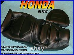 Honda GL1500 Seat Cover set GoldWing 1988-97 Aspencade GL1500 SE Interstate 612A