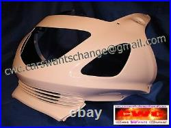 Honda Ntv 650 Deauville Front Fairing / Nose / Front Cowl! New! New