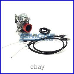 Honda XR400 R Mikuni TM36-68 Pumper Performance Carburetor Kit Body Choke