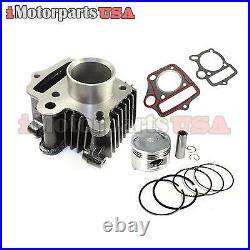 Honda Z50 Z50a Z50r Trial Bike Dirt Bike Motor Cylinder Engine Rebuild Kit New