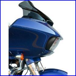 Klock Werks 14 Sport Flare Dark Smoke Windshield for Harley Road Glide 15-20