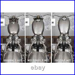 Lowbrow Customs Original P-Nut Gas Tank peanut wassell Triumph bobber chopper