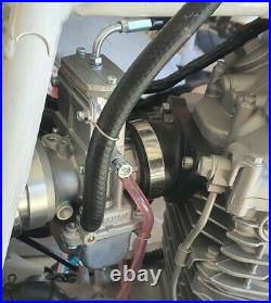 Mikuni Carburetor TM38 Flatslide Kit for Honda XR600, XR650, NX650