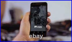 Motogadget M. Unit Blue Motorcycle Bluetooth Digital Control Unit Fuse & Relays
