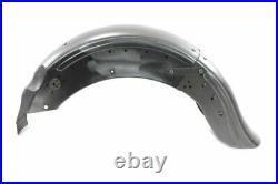 New Raw Steel Replacement Hinged Rear Fender 1958-1976 Harley FLH FL Shovelhead