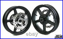 Piranha Pit Bike Super Motard 12 Rims Wheels discs sprocket. SSR, Pitster Pro