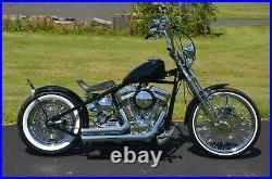 Rigid Frame Custom Roller Rolling Chassis Springer Harley Custom Chopper Bobber