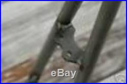 Rigid Hardtail 200 XL Tire Evo Sportster Frame Chopper Harley 86-03 40° Rake 3