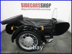 Sidecar Dnepr. Compatible with Motorcycle BMW Harley Davidson Ural Yamaha Honda