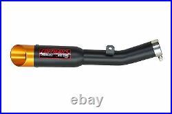 Suzuki GSXR 600/750 2006 2007 Coffman Shorty Exhaust Slip On Muffler (NEW)