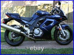 Suzuki Sv 650 / 1000 2003 2008 Left + Right Tuning Side Fairings / Panels