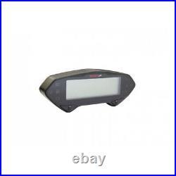 Tachometer KOSO Digital Cockpit DB01RN blaues Display universal Motorrad Roller