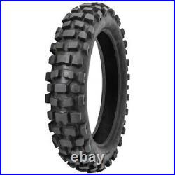 Tusk Dsport Adventure Dual Sport DOT Tire Combo 130/90x18 (69R) 90/90x21 (54R)