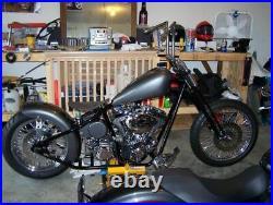 Ultima 200 Wide Tire Rigid Hardtail Custom Chopper Bobber Frame Harley Big Twin