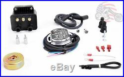 Ultima Single Fire Programmable Ignition Coil Kit Harley Evo Big Twin XL 70-03